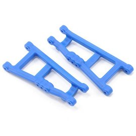 RPM R/C Products RPM80185  Blue Rear A-arms e-Stampede 2wd & Electric Rustler