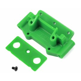 RPM R/C Products RPM73754  Green Traxxas 1/10 2wd Front Bulkhead