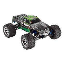 Traxxas TRA53097-3  Green 1/10 Revo 3.3 4WD Nitro RTR w/Tqi