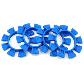 J Concepts JCO2212-1 Blue Satellite Tire Gluing Rubber Bands 2212-1