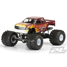 Proline Racing PRO3229-00 Chevy Silverado Monster Truck Body