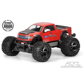 Proline Racing PRO3348-00 FORD F-150 SVT Raptor Clear Body