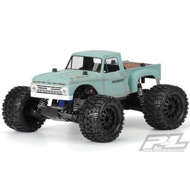 Proline Racing PRO3412-00 1966 Ford F-100 Body for Stampede