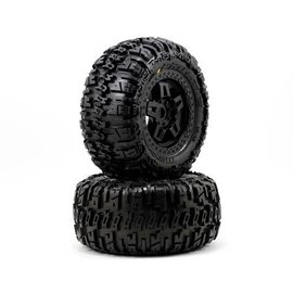 "Proline Racing PRO1160-13 Trencher 3.8"" (40 Series) Mounted Tires"