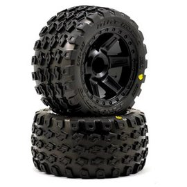 "Proline Racing PRO1175-12 Dirt Hawg 2.8"" Mounted Tires"