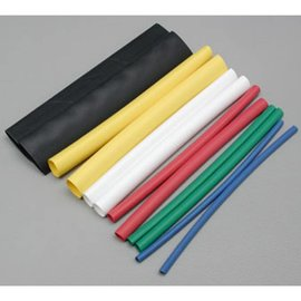 Dubro DUB441 Heat Shrink Tube Assorted (12)