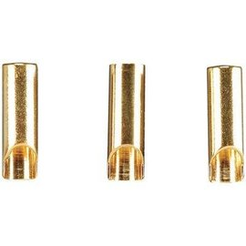 Great Planes GPMM3113  Gold Plated Bullet Connector Female 3.5mm (3)