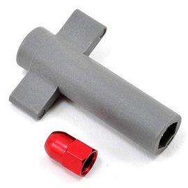 Traxxas TRA5526R  Red Antenna Crimp Nut & Antenna Nut Tool Set