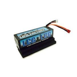 Lipo Factory LF4040  14.8v 5200mAh 55C LCG LiPo w/ Deans Plug