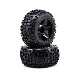 "Proline Racing PRO1178-11 Badlands 3.8"" Mounted Tire"