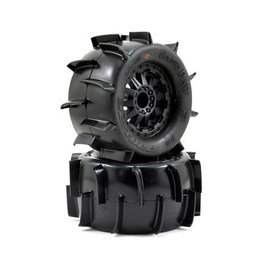 "Proline Racing PRO1186-15 Sand Paw 2.8"" Mounted Tires"