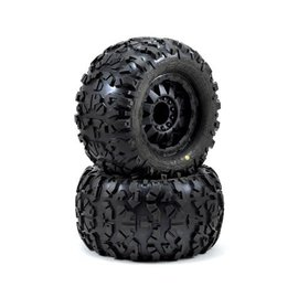 "Proline Racing PRO1199-13 Rock Rage 3.8"" Truck Mounted Tires"