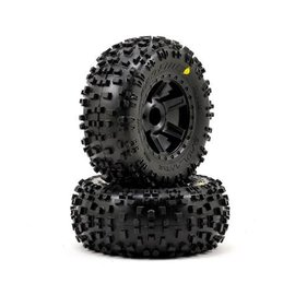 "Proline Racing PRO1173-12 Badlands 2.8"" Mounted Tires"