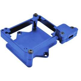 RPM R/C Products RPM73765 Blue ESC Cage for Castle Mamba X ESC