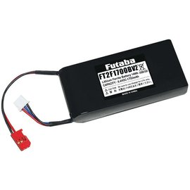 Futaba FT2F1700B-V2  LiFe Battery 6.6V 1700mAh 4PX