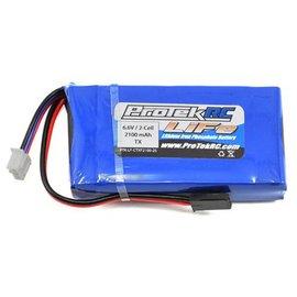 Protek RC PTK-5188  7PXR 4PX 4PK 4PV Transmitter Battery Pack (6.6V/2100mAh)