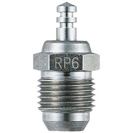 OS Engines OSMG2703  71642060 OS RP6 Turbo Glow Plug Med On-Road
