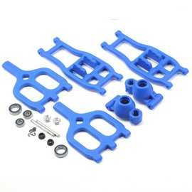 RPM R/C Products RPM80945 True-Track Rear A-Arm Conversion Blue (T/E Maxx 3.3)