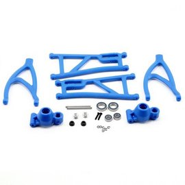 RPM R/C Products RPM80565 Blue Revo True-Track Rear A-Arm Conversion Kit