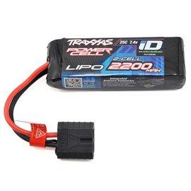 Traxxas TRA2820X 2200MAH 7.4V 2-CELL 25C LIPO ID