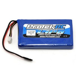 Protek RC PTK5172  LiPo 3PK/M11 Transmitter Battery Pack (11.1V/2300mAh)