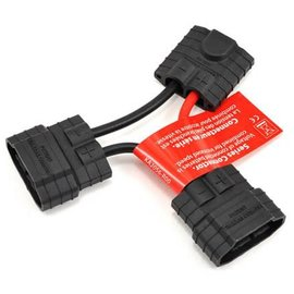 Traxxas TRA3063X  Wire Harness, Series Battery Connection (iD Compatible)