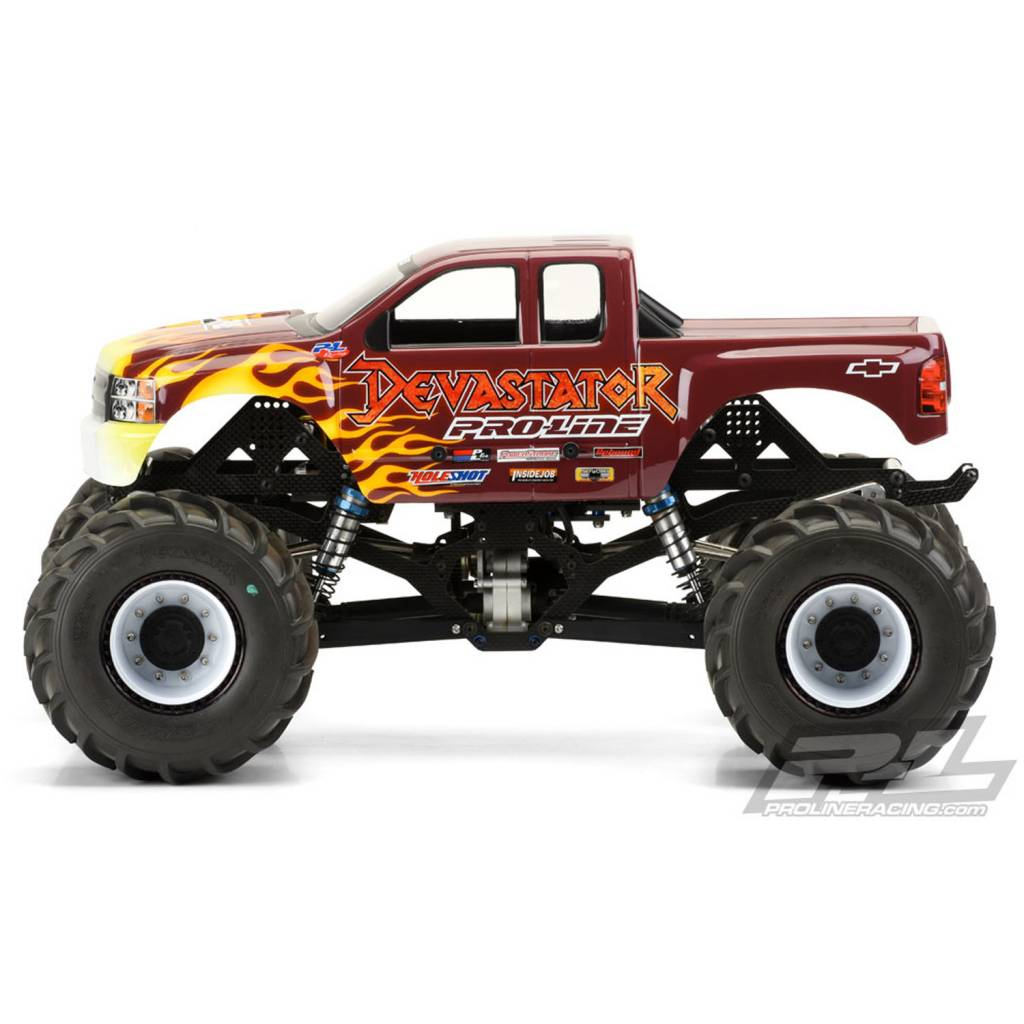PRO3229-00 Chevy Silverado Monster Truck Body
