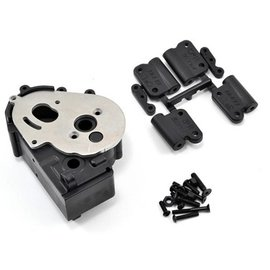 RPM R/C Products RPM73612 Hybrid Black Gearbox Housing & Rear Mounts for 2wd Vehicles