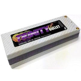 Trinity TEP2310  Trinity 4S 14.8v 6000mAh 60C WC LiPo w/ 5mm Bullets