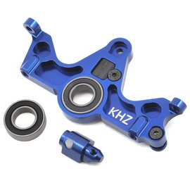 King Headz KHZ-TRX6860T-B  Slash 4x4 Blue Aluminum Motor Mount w/Bearing