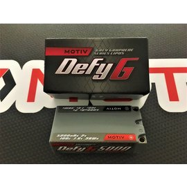 MOTIV DEFY Grey Graphene 5000Mah PRO LIPO 2S, SHORTY