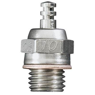 O.S 71605100 #10 A5 Glow Plug Cold Air