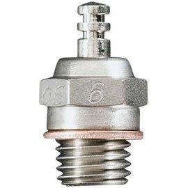 OS Engines #6 (A3) Glow Plug Hot Air