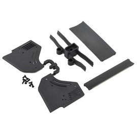 Team Associated ASC8678  RC10F6 Rear Wing
