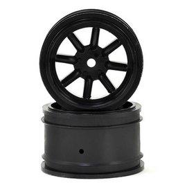 Protoform PRM2765-03 VTA Rear Wheels Black (31mm) for VTA Class