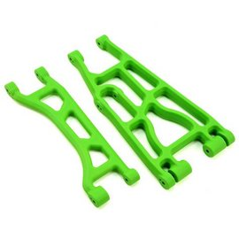 RPM R/C Products RPM82354 Upper/Lower A-Arm Green X-Maxx