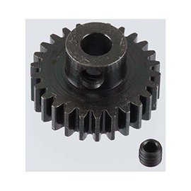 Robinson Racing RRP8626 26T Pinion Gear X-Hard Blackened Steel 32P w/5mm Bore