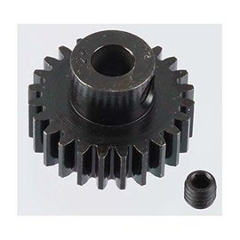 Robinson Racing RRP8624 24T Pinion Gear X-Hard Blackened Steel 32P w/5mm Bore
