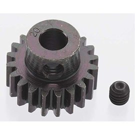Robinson Racing RRP8620 20T Pinion Gear X-Hard Blackened Steel 32P w/5mm Bore