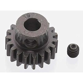Robinson Racing RRP8619 19T Pinion Gear X-Hard Blackened Steel 32P w/5mm Bore
