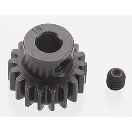 Robinson Racing RRP8618 18T Pinion Gear X-Hard Blackened Steel 32P w/5mm Bore