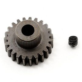Robinson Racing RRP8723 23T Pinion Gear X-Hard Steel .8 Mod w/5mm Bore