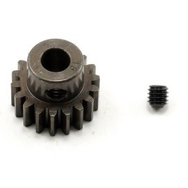 Robinson Racing RRP8718 18T Pinion Gear X-Hard Steel .8 Mod w/5mm Bore