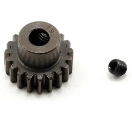 Robinson Racing RRP8719 19T Pinion Gear X-Hard Steel .8 Mod w/5mm Bore