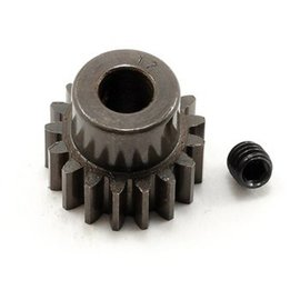 Robinson Racing RRP8717 17T Pinion Gear X-Hard Steel .8 Mod w/5mm Bore