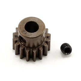 Robinson Racing RRP8716 16T Pinion Gear X-Hard Steel .8 Mod w/5mm Bore