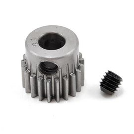Robinson Racing RRP2021 21T Pinion Gear 48P Machined 5mm Bore