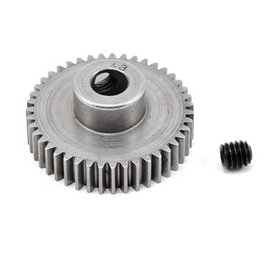 Robinson Racing RRP2043 43T Pinion Gear 48P Machined 5mm Bore