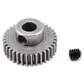 Robinson Racing RRP2035 35T Pinion Gear 48P Machined 5mm Bore