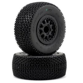 Proline Racing PRO1176-16 Caliber 2.0 SC M3 Soft Mounted Tires